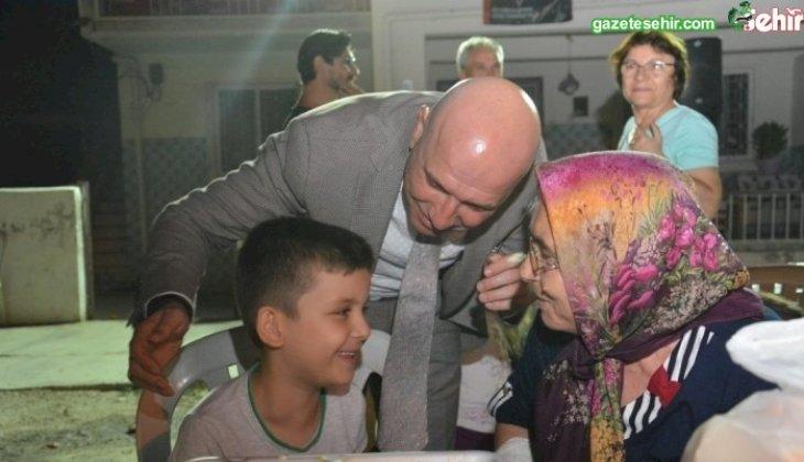 Sarayköy Belediyesi Alevî-Bektaşî vatandaşlar için iftar yemeği verdi
