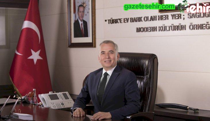 Başkan Zolan' dan 29 Ekim Cumhuriyet Bayramı mesajı