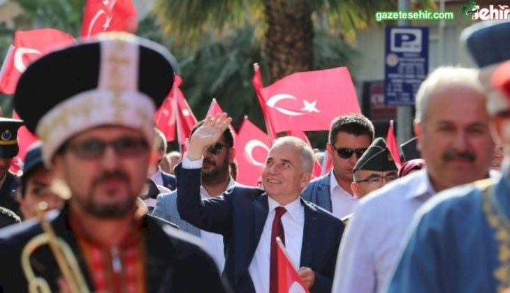 Büyükşehir'den Cumhuriyet Bayramı Yürüyüşü'ne davet