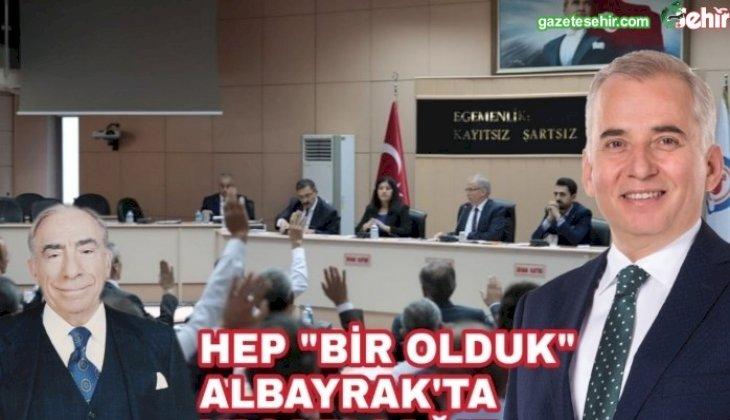 """ALPARSLAN TÜRKEŞ """"ALBAYRAK""""TA YAŞAYACAK"""