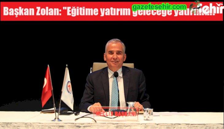 """Büyükşehir'den """"1000 Okul İyileştirme Projesi""""ne destek"""
