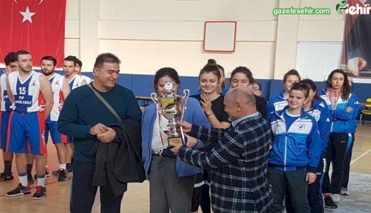PAÜ Kadın Basketbol Takımından Büyük Başarı