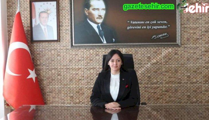 Kaymakamımız Sn. Selin SARI'nın 29 Ekim Cumhuriyet Bayramı Kutlama Mesajı
