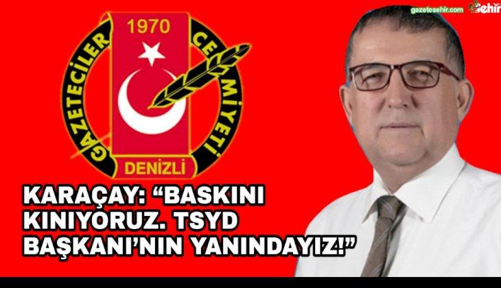 HALİÇ ÜNİVERSİTESİ TSYD BİNASINI BASTI DGC SESSİZ KALMADI