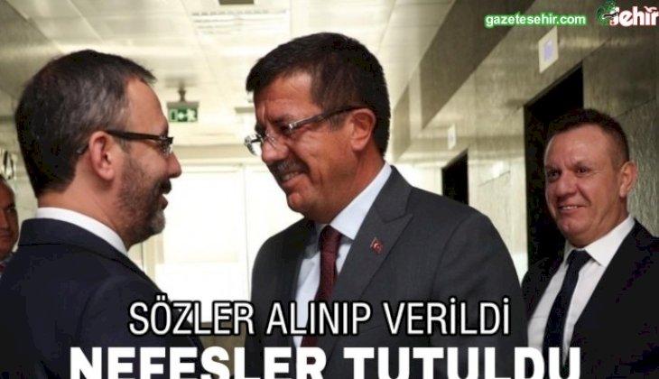 """DENİZLİ """"ONUN ARKASINDA"""" O DENİZLİSPOR'UN"""