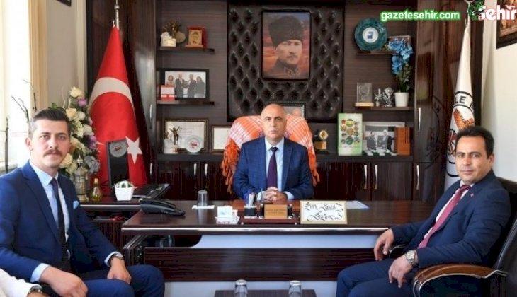 Vali Hasan Karahan Kale İlçemisini Ziyaret Etti
