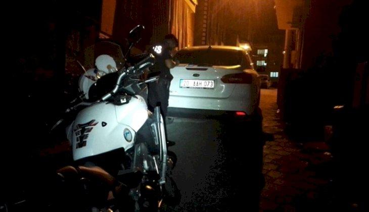 Alkollü sürücünün kaçışı çıkmaz sokakta son buldu