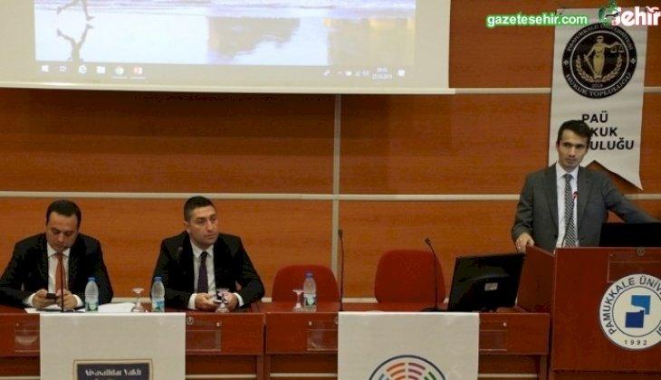 PAÜ'de Cumhurbaşkanlığı Hükümet Sisteminde Yasama ve Denetim Fonksiyonu Konuşuldu