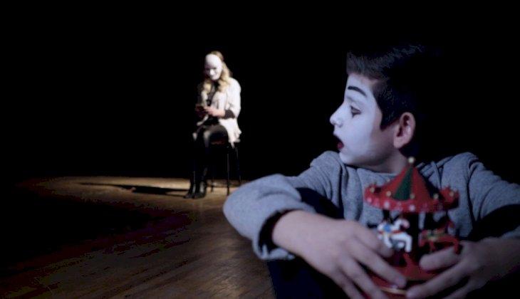 Egeli iletişimciler, uluslararası film festivalinden ödülle döndü