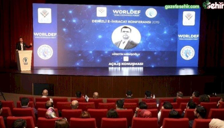 Denizli'de E- İhracat Konferansı Düzenlendi