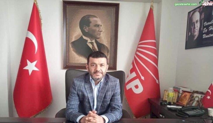 """CHP İL BAŞKANI BÜLENT NURİ ÇAVUŞOĞLU """"KİMSE GÜVENDE DEĞİL """""""