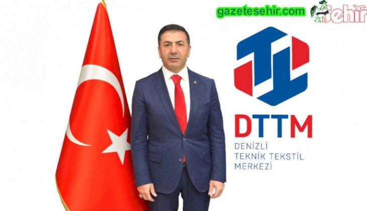 Denizli Teknik Tekstil Merkezi (DTTM)'nin Logosu Belli Oldu