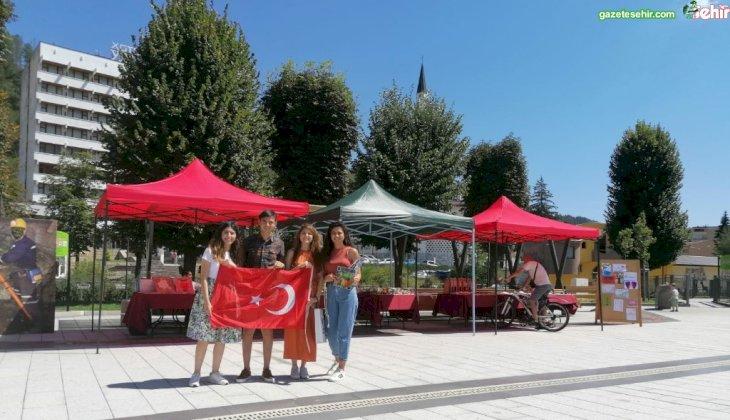 Bozkurt'tan Bulgaristan'a Ziyaret