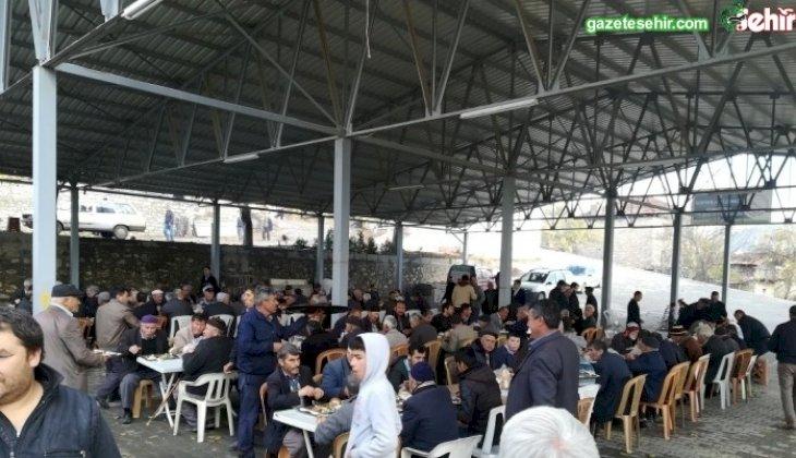 Denizli'nin Çameli ilçesinde 4 Mahalle birleşerek yağmur duası gerçekleştirdi