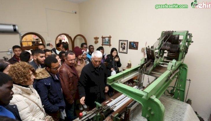 PADAM Öğrencileri Buldan İlçesini ve Tripolis Antik Kentini Gezdi