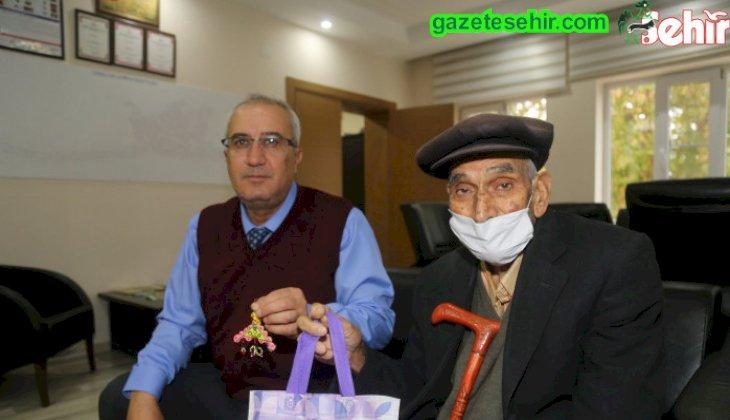 Çameli'nin Önemli Değeri Başkan Arslan'ı Ziyaret Etti