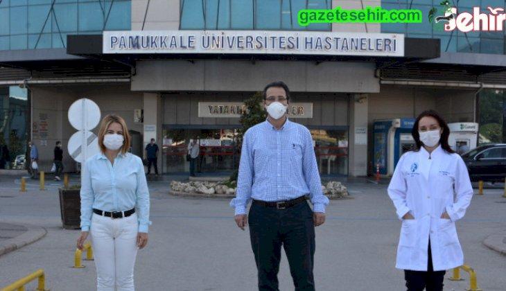 PAÜ Hastanesi Retina Araştırma Ödüllerinde Birinci Oldu