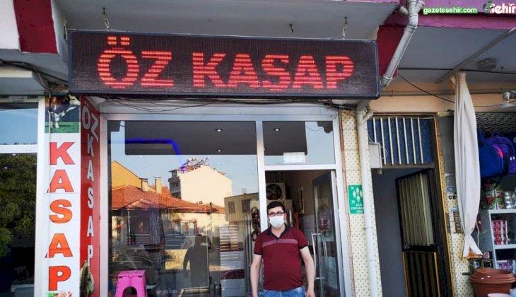ÇAMELİ'DE KASAPLAR TECRÜBELİ EKİBİYLE KURBAN BAYRAMINA HAZIR!..