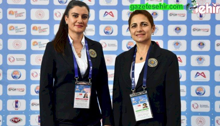 PAÜ Öğretim Üyeleri Avrupa Şampiyonasında GörevAlıyor