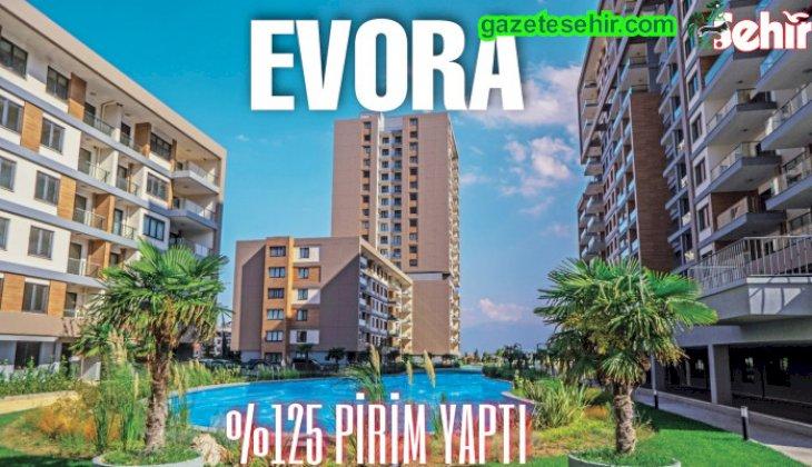 Evora Denizli'de Huzurlu Yaşam Başladı