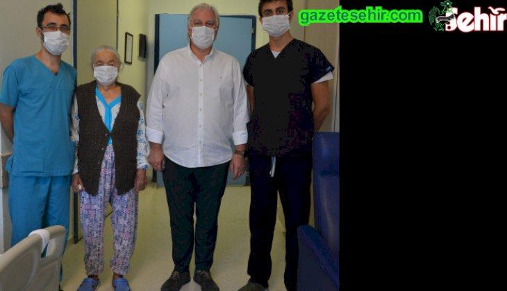Ameliyatın İyileşme Süresini Kısaltıyor