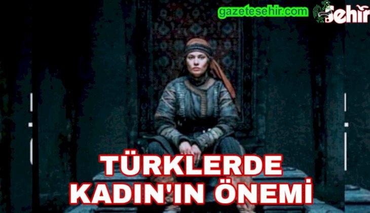 """Eski Türklerde Kadın Erkek Eşitliği ve """"Kadın, Eş, Hanım"""" Kavramları"""