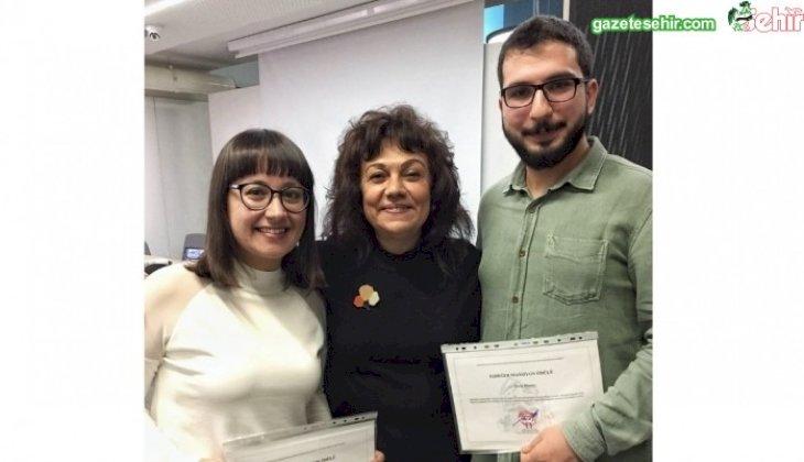 Mimarlık Fakültesi Öğrencilerine İki Farklı Ödül