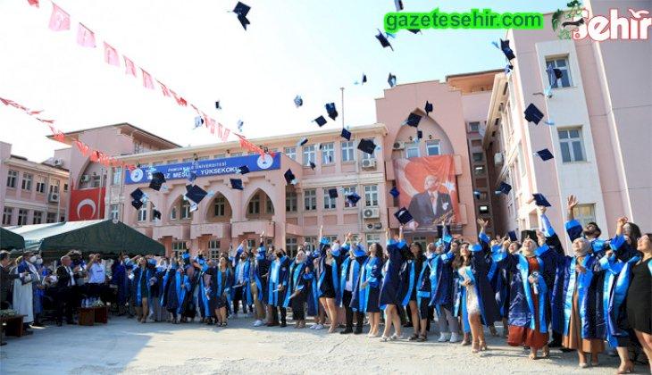 PAÜ'den Bu Yıl 7 bin 849 Öğrenci Mezun Oldu