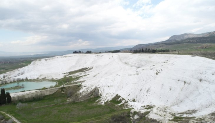 Beyaz cennet Pamukkale'yi e-festivalle tanıtalım çağrısı